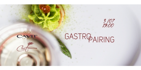 Gastro Pairing with Cavit wines